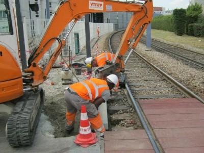 AMÉNAGEMENT DE DIVERSES GARES RATP