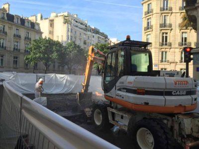 RUE ALFRED DE VIGNY - PARIS 8EME